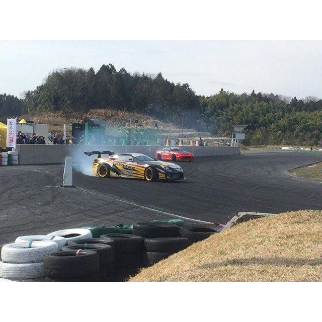 attack - Suzuka Twin Circuit - Formula Drift Japan RD1