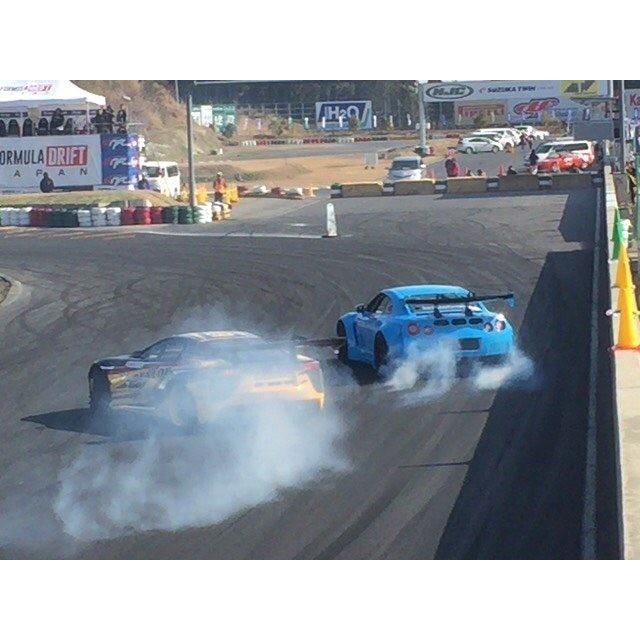 vs - Suzuka Twin Circuit - Formula Drift Japan RD1