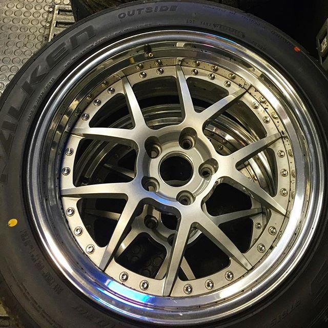 Yoshihara Designs Champion wheels are one of my wheel crush Wednesday's |