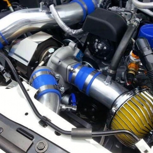 #86 #FRS #BRZ Bolt-on TZ Turbo Kit