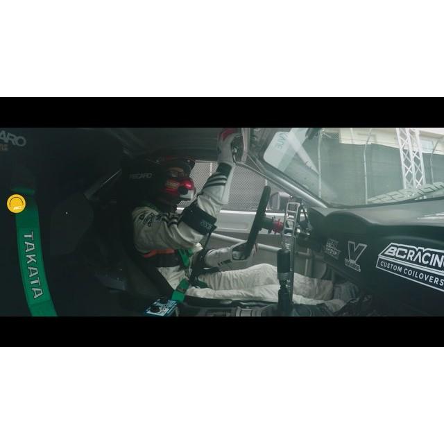 @bcracingna in car footy from @formulad #LongBeach.  🗣turn it   4️⃣1️⃣1️⃣