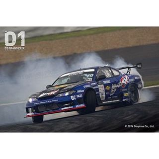 FUJI DRIFT - D1 GRAND PRIX SERIES Rd.2