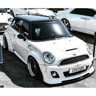 First LB WORKS Mini Cooper in Korea!! We hope more LB cars is coming soon!! Special thanks to @cresson_automotive & @jinperformanceusa @libertywalkkato #libertywalk #lb #lbperformance #lbworks #dub #forgiato #libertywalkkato #monsterenergy #tnpperformance #sunusmotorsports #ltmw #aylezo #premierautowerkz #reinartdesign #infinitemotorsport #978motoring #race1_sa #airrex #fiexhaust #sidney_industries #libertywalkuk #jinperformance #theperformaceco #emperor_motorsports #worksnation