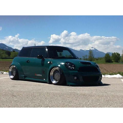 LB Works Mini Cooper K Custom From Garmany