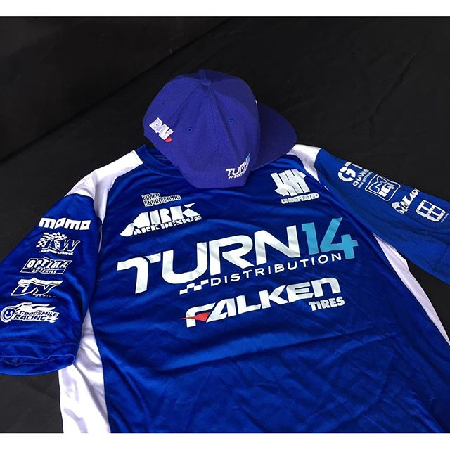 New season, new team gear by @undefeatedinc. Team hats will be available later at the @turn14 booth