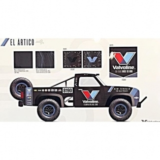 Stoked to announce I will be competing in my first #Baja1000 this year all thanks to the amazing people at @valvoline. I will be sharing driving duties with none other than my homie @chrisforsberg64 in this 91 dodge fitted with a 24valve @cummins. Going to be one crazy journey #cumminspower #valvoline #shredtillyourdead #tuerckdgoesoffroad