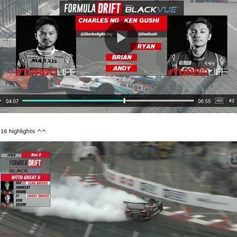 VIDEOS - Formula Drift Long Beach 2016 - Watch on DRIFTING.COM