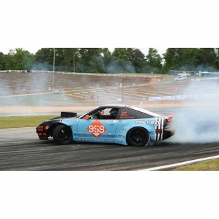 @coffmanracing during RD2 pro practice at @roadatlanta • : @theidagency #formulad #formuladrift #fdatl