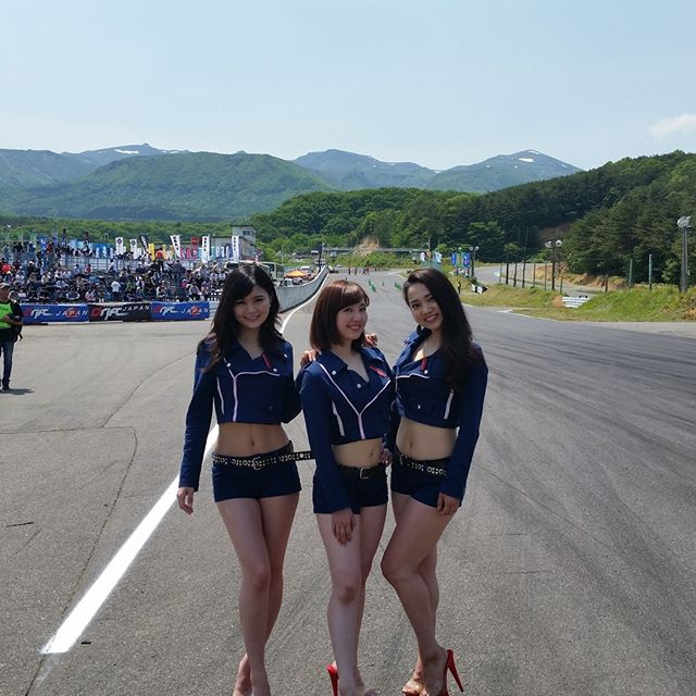 An amazing Formula Drift Japan round 2 completed. Thank you!