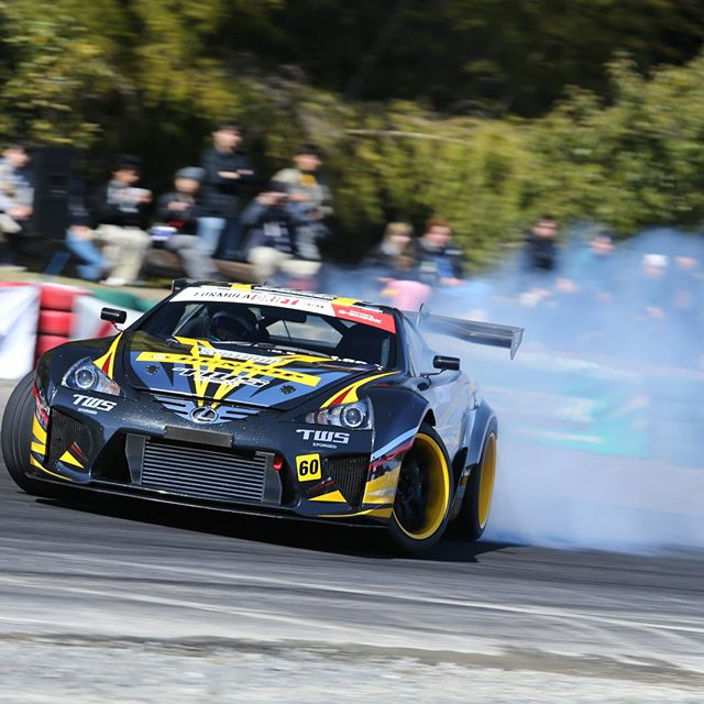 Formula Drift Japan RD2! エビスサーキット 西コース 5月21日(土)・22日(日) P2! TICKET: http://goo.gl/9Y9Cxd