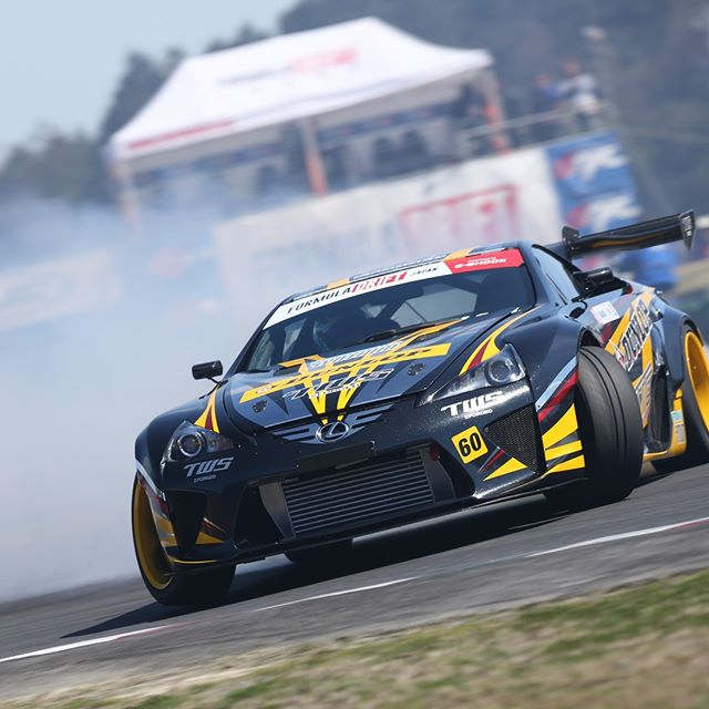 Formula Drift Japan RD2! エビスサーキット 西コース 5月21日(土)・22日(日) TICKET: http://goo.gl/9Y9Cxd