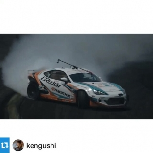 #FormulaD Rd3 #FDFL is coming this week. @kengushi #greddyracing #SRbyToyota #86 Orlando Speedworld. @boost_brigade