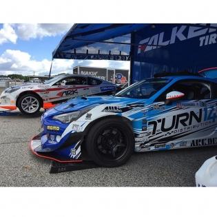 Here we are at Road Atlanta for @formulad Rd.2. Practice starts in a few hours! #fdatl #teamFalken #dai9