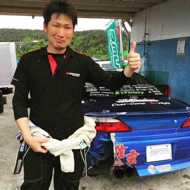 Kazuki Hayashi Qualifier with a 95 and a perfect Style score. @02kazuki.hayashi