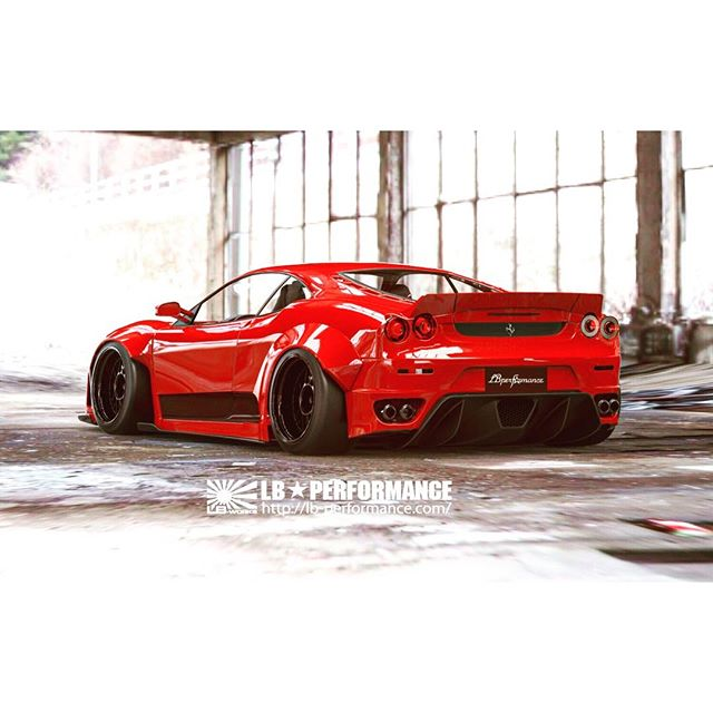 New LB★WORKS Ferrari 430!! Renders is just finished. Release on July 2016. Pre order is being accepted now!! Info@libertywalk.co.jp http://libertywalk.co.jp/contact_jp.php @libertywalkkato