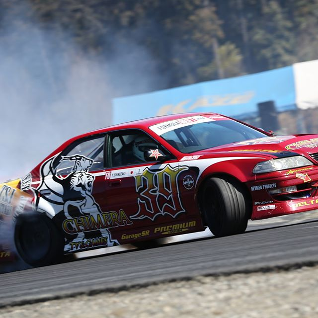 all day - Formula Drift Japan @FormulaD