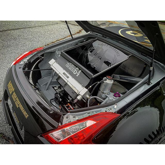 370z single turbo GReddy
