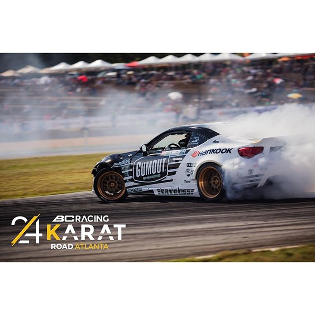 The new @bcracingna edit is live. Hit the link in my profile and check out the entire team tearing it up at @formulad ATL.