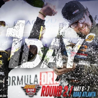 Today and Tomorrow #fdatl #FORMULADRIFT #FORMULAD