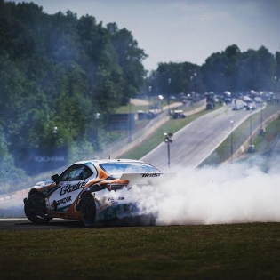 We are heading back to Road Atlanta this week for #FormulaDrift Rd2 #FDATL - @kengushi and the #GReddyRacing @nexentireusa #SRbyToyota #86 for Thursday closed practice, Friday Qualifying and The Main Tandem Battles, Saturday...