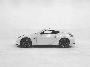 We are here to party. @nissanusa x @donutmedia #whiteonwhite