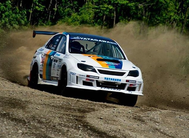 Another win in Rd3 of the Class D - All Japan Dirt Trials for the Team Yatagawa Trust Cusco WRX @boost_brigade #turbotoughguys
