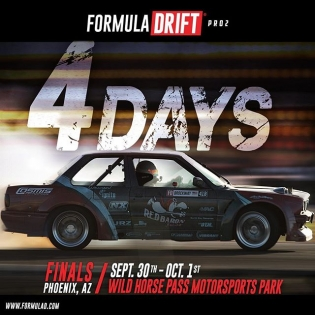 4 Days! #formuladrift #formulad #fdpro2 #pro2