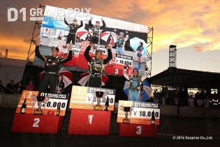 SHANGHAI DRIFT. 第2戦も齋藤太吾選手が優勝! #d1 #d1gp #d1grandprix #drift #shanghai