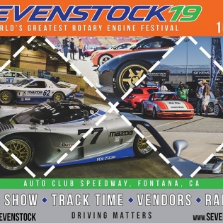 TOMORROW SevenStock 19 ,Fontana CA