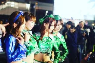 2016 AUTO SALON LIVE TOKYO #d1 #d1gp #d1grandprix #drift #tokyodrift #odaiba #fmx