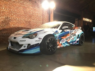 @kengushi #driftfrs at @motorclubshow premier event