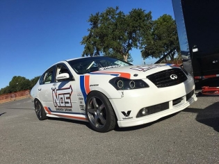 Gave the M56 a fresh look for our @nosenergydrink ride along day at the Pensacola Air Base! I love the contrast with the white vs the black on the Z. #spyvsspy