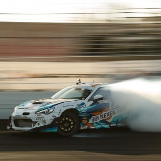 Lock up the fronts @kengushi @nexentireusa | Photo by @larry_chen_foto #formuladrift #formulad