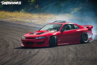 Oshima Low S15 at Maze
