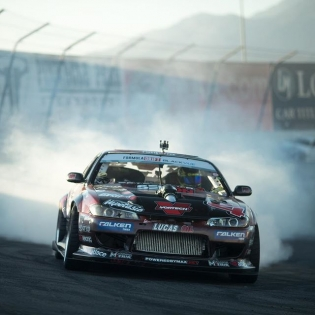 The beast from the bay @mattfield777 @falkentire @xbox #formulad #formuladrift