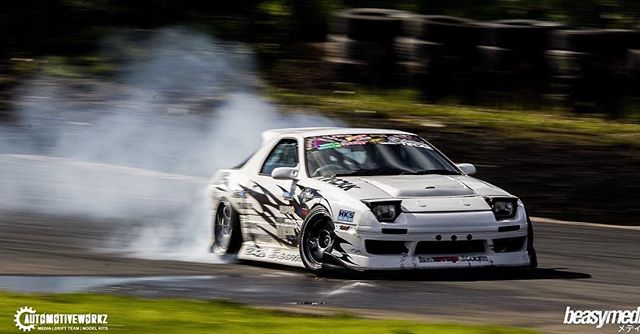 This 1JZ powered FC will steal the hearts of millions.  @robcousens