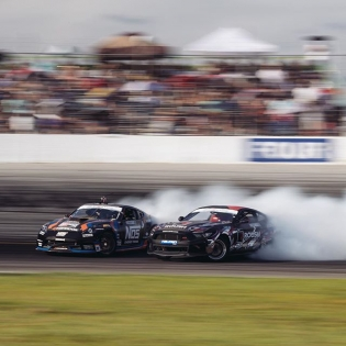 #thiscouldbeusbutyouplaying @chrisforsberg64 @justinpawlak13 | Photo by @larry_chen_foto #formulad #formuladrift
