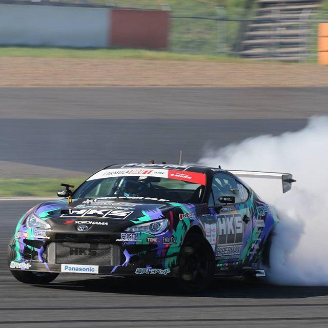 Formula Japan - Fuji 2016 round