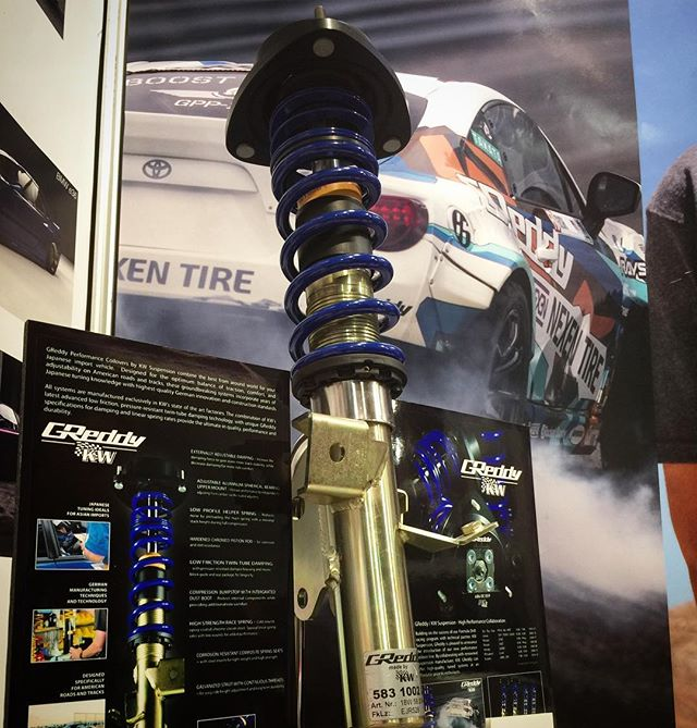 day 2 - come learn about our new x suspension kits - booth 20671