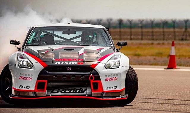 2016 also saw Masato Kawabata setting the record for the fastest controlled drift with a 189mph, 30 degree slide at Fujairah International Airport in the UAE in Nismo GT-R