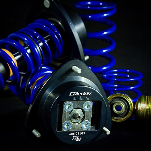 A great collaboration to emerge in 2016 is our co-branded performance coilovers.