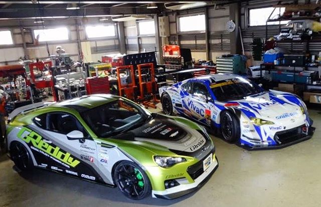 from Super GT to your garage...