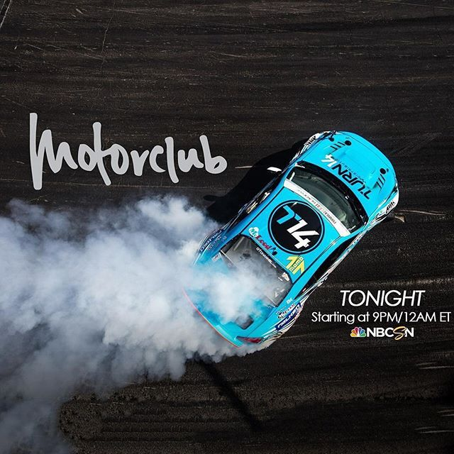 It's airing right now!  @motorclubshow is definitely one of the most entertaining automotive TV shows I've seen.  @motorclubshow ・・・ Get an inside look at the lives of extreme sports athletes such as @tannerfoust @travispastrana @kengushi @daiyoshihara and more on Motorclub. Watch back-to-back episodes TONIGHT starting at 9 PM/ 12 AM ET!