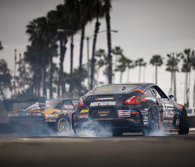 80 Days..see you at Long Beach! | Photo by @larry_chen_foto