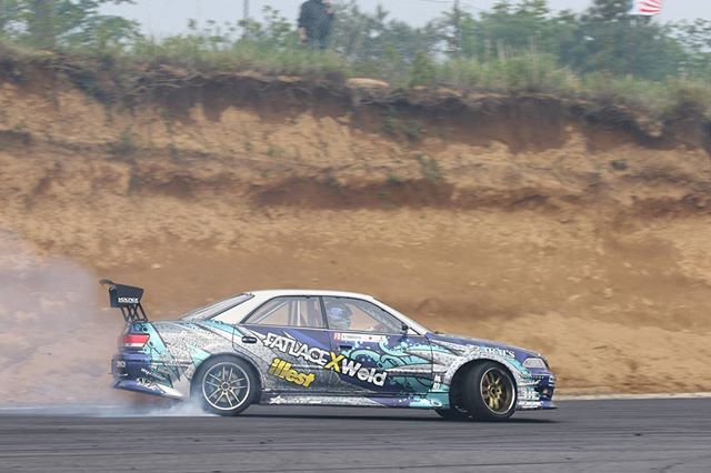 Formula Drift Japan - Ebisu 2016