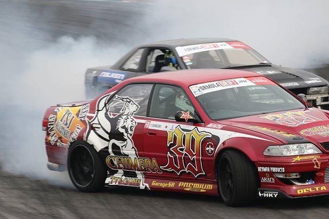 Formula Drift Japan - Ebisu Round 2 - 2016