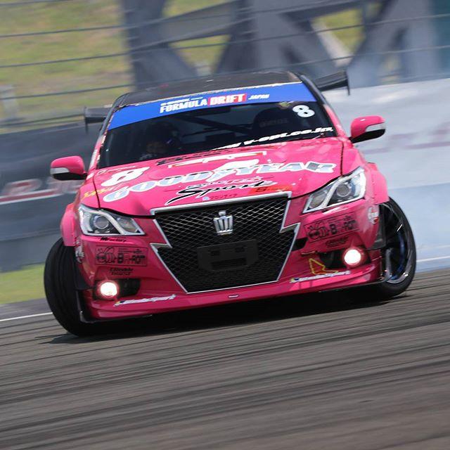 Formula Drift Japan - Fuji Speedway 2015