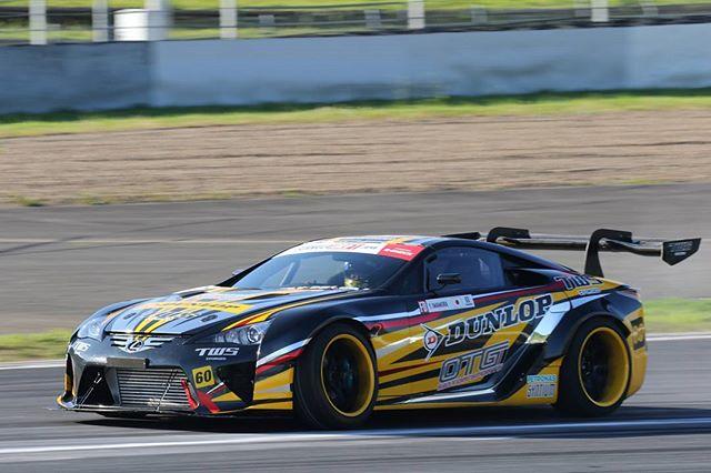 Fuji Speedway 2016 Lexus LFA Drift
