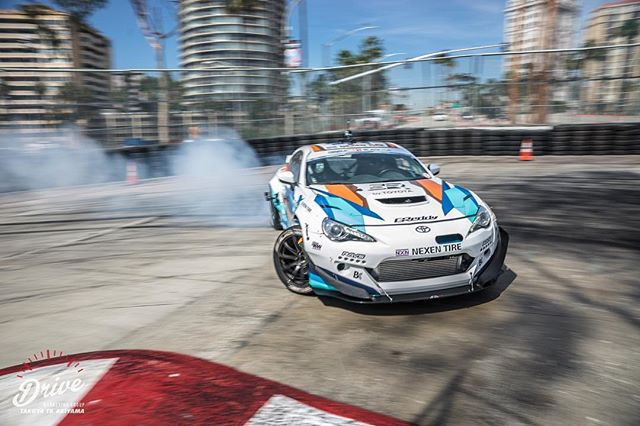 Just 84 more days until the season opener on the Streets of Long Beach.  @kengushi @greddyracing @nexentireusa @toyotaracing @boost_brigade  @drivemarketinggroup