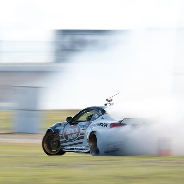 Ripping @ryantuerck @hankookusaracing | Photo by @larry_chen_foto